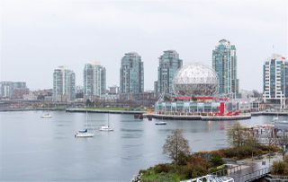 Main Photo: 501 151 ATHLETES Way in Vancouver: False Creek Condo for sale (Vancouver West)  : MLS®# R2325022