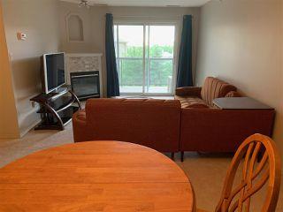 Photo 5: 413 279 SUDER GREENS Drive in Edmonton: Zone 58 Condo for sale : MLS®# E4140829