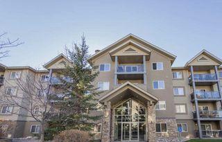 Photo 1: 413 279 SUDER GREENS Drive in Edmonton: Zone 58 Condo for sale : MLS®# E4140829