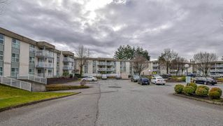 "Main Photo: 104 32870 GEORGE FERGUSON Way in Langley: Central Abbotsford Condo for sale in ""Abbotsford Place"" (Abbotsford)  : MLS®# R2333122"