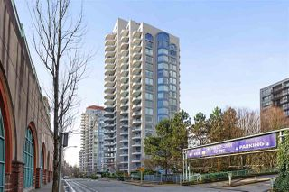 "Photo 1: 1306 719 PRINCESS Street in New Westminster: Uptown NW Condo for sale in ""STIRLING PLACE"" : MLS®# R2336086"