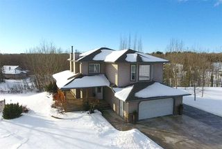 Main Photo: 17 53105 RGE RD 15: Rural Parkland County House for sale : MLS®# E4142599