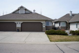 Main Photo: 25 55 CLARKDALE Drive: Sherwood Park House Half Duplex for sale : MLS®# E4143200