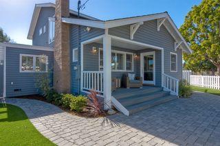 Main Photo: CORONADO VILLAGE House for sale : 4 bedrooms : 600 9Th St in Coronado