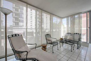 Photo 23: 201 11920 100 Avenue in Edmonton: Zone 12 Condo for sale : MLS®# E4160075