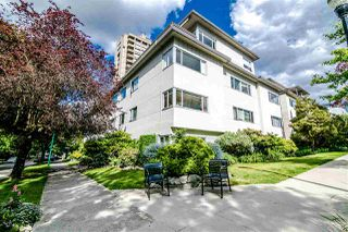 Photo 1: 206 1050 JERVIS Street in Vancouver: West End VW Condo for sale (Vancouver West)  : MLS®# R2376645