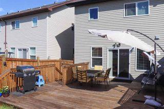 Photo 25: 15160 33 Street in Edmonton: Zone 35 House Half Duplex for sale : MLS®# E4162010