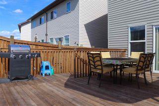 Photo 27: 15160 33 Street in Edmonton: Zone 35 House Half Duplex for sale : MLS®# E4162010