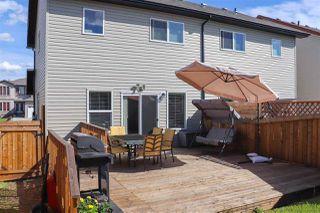 Photo 24: 15160 33 Street in Edmonton: Zone 35 House Half Duplex for sale : MLS®# E4162010