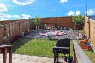 Photo 30: 15160 33 Street in Edmonton: Zone 35 House Half Duplex for sale : MLS®# E4162010