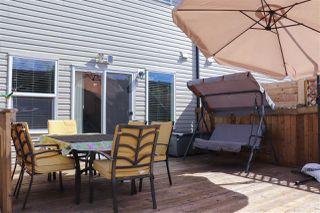 Photo 28: 15160 33 Street in Edmonton: Zone 35 House Half Duplex for sale : MLS®# E4162010