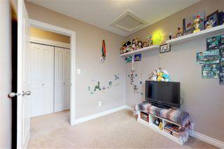 Photo 19: 15160 33 Street in Edmonton: Zone 35 House Half Duplex for sale : MLS®# E4162010