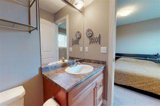 Photo 22: 15160 33 Street in Edmonton: Zone 35 House Half Duplex for sale : MLS®# E4162010