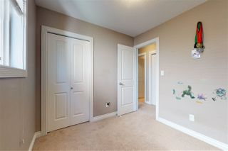 Photo 20: 15160 33 Street in Edmonton: Zone 35 House Half Duplex for sale : MLS®# E4162010
