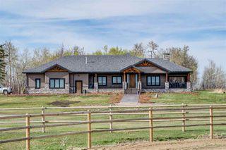 Main Photo: B 50441 RR 220 RR 220: Rural Leduc County House for sale : MLS®# E4164186
