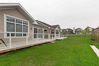 Photo 28: 175 ABBEY Road: Sherwood Park House Half Duplex for sale : MLS®# E4190617