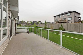Photo 29: 175 ABBEY Road: Sherwood Park House Half Duplex for sale : MLS®# E4190617