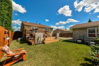 Photo 29: 447 Huffman Crescent in Edmonton: Zone 35 House for sale : MLS®# E4194219