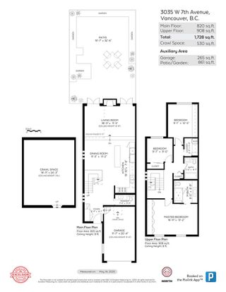 "Photo 38: 3035 W 7TH Avenue in Vancouver: Kitsilano House 1/2 Duplex for sale in ""Kitsilano"" (Vancouver West)  : MLS®# R2456854"