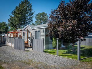 Photo 1: B23 220 G & M ROAD in Kamloops: South Kamloops Manufactured Home/Prefab for sale : MLS®# 157977