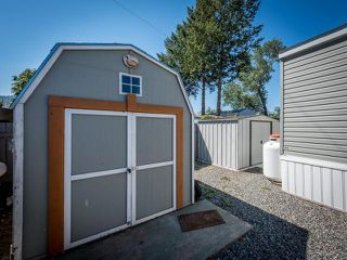 Photo 16: B23 220 G & M ROAD in Kamloops: South Kamloops Manufactured Home/Prefab for sale : MLS®# 157977