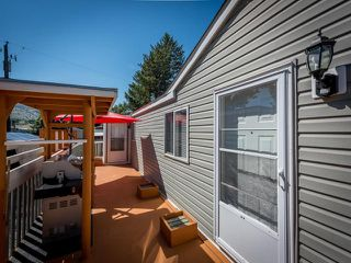 Photo 2: B23 220 G & M ROAD in Kamloops: South Kamloops Manufactured Home/Prefab for sale : MLS®# 157977