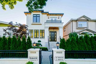 Photo 1: 5805 CULLODEN Street in Vancouver: South Vancouver House for sale (Vancouver East)  : MLS®# R2502667