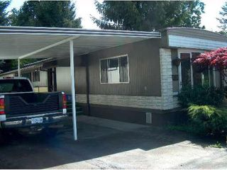 Main Photo: 21089 LOUGHEED Highway in Maple Ridge: Southwest Maple Ridge Manufactured Home for sale : MLS®# R2520570