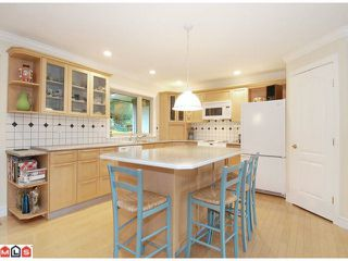 """Photo 4: 17385 HILLVIEW Place in Surrey: Grandview Surrey House for sale in """"COUNTRY WOODS"""" (South Surrey White Rock)  : MLS®# F1104130"""