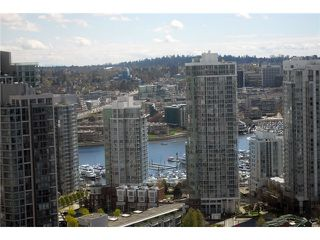 "Photo 9: 3304 939 HOMER Street in Vancouver: Yaletown Condo for sale in ""PINNACLE"" (Vancouver West)  : MLS®# V896770"