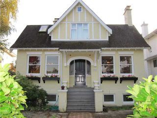 Photo 1: 3930 W 29TH Avenue in Vancouver: Dunbar House for sale (Vancouver West)  : MLS®# V917856