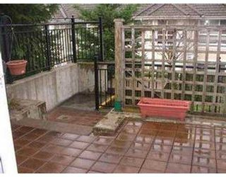 "Photo 7: 140 1408 CARTIER AV in Coquitlam: Maillardville Townhouse for sale in ""LA GALERIE"" : MLS®# V580979"