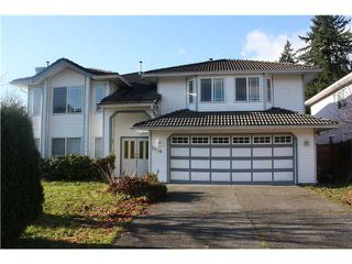 Photo 1: 1436 HOCKADAY Street in Coquitlam: Hockaday House for sale : MLS®# V921215