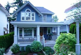 Photo 1: 1359 FOSTER ST in White Rock: House for sale : MLS®# F1016652