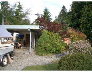 Main Photo: 5643 CREEKSIDE PL in Sechelt: Sechelt District House for sale (Sunshine Coast)  : MLS®# V543574
