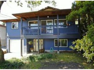 Photo 1: 1465 MAPLE Street: White Rock House for sale (South Surrey White Rock)  : MLS®# F1326940