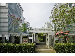 "Photo 20: 203 657 W 7TH Avenue in Vancouver: Fairview VW Townhouse for sale in ""THE IVY'S"" (Vancouver West)  : MLS®# V1059646"