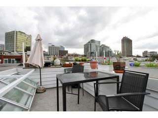 "Photo 18: 203 657 W 7TH Avenue in Vancouver: Fairview VW Townhouse for sale in ""THE IVY'S"" (Vancouver West)  : MLS®# V1059646"