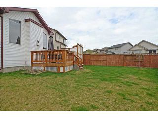 Photo 18: 34 NEW BRIGHTON Circle SE in CALGARY: New Brighton Residential Detached Single Family for sale (Calgary)  : MLS®# C3615975