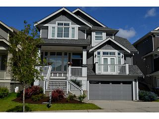 "Photo 1: 7879 170TH Street in Surrey: Fleetwood Tynehead House for sale in ""The Links"" : MLS®# F1414436"