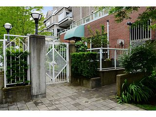 "Photo 1: 101 789 W 16TH Avenue in Vancouver: Fairview VW Condo for sale in ""CAMBIE VILLAGE"" (Vancouver West)  : MLS®# V1071791"