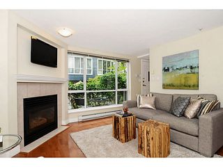 "Photo 3: 101 789 W 16TH Avenue in Vancouver: Fairview VW Condo for sale in ""CAMBIE VILLAGE"" (Vancouver West)  : MLS®# V1071791"