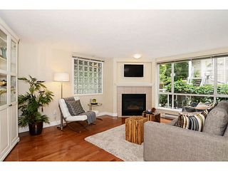 "Photo 2: 101 789 W 16TH Avenue in Vancouver: Fairview VW Condo for sale in ""CAMBIE VILLAGE"" (Vancouver West)  : MLS®# V1071791"