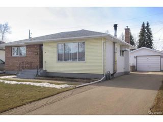 Photo 1: 718 Oakland Avenue in WINNIPEG: North Kildonan Residential for sale (North East Winnipeg)  : MLS®# 1505520