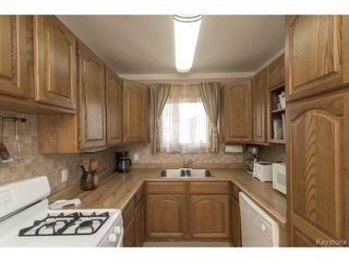 Photo 7: 718 Oakland Avenue in WINNIPEG: North Kildonan Residential for sale (North East Winnipeg)  : MLS®# 1505520