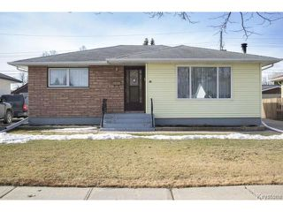 Photo 2: 718 Oakland Avenue in WINNIPEG: North Kildonan Residential for sale (North East Winnipeg)  : MLS®# 1505520