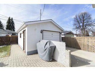 Photo 20: 718 Oakland Avenue in WINNIPEG: North Kildonan Residential for sale (North East Winnipeg)  : MLS®# 1505520