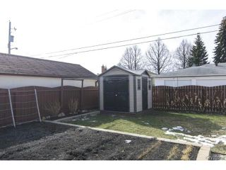 Photo 19: 718 Oakland Avenue in WINNIPEG: North Kildonan Residential for sale (North East Winnipeg)  : MLS®# 1505520