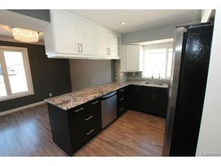Photo 4: 911 Vimy Road in WINNIPEG: Westwood / Crestview Residential for sale (West Winnipeg)  : MLS®# 1508235