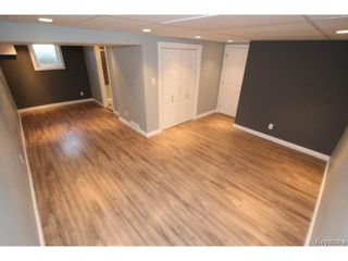 Photo 17: 911 Vimy Road in WINNIPEG: Westwood / Crestview Residential for sale (West Winnipeg)  : MLS®# 1508235